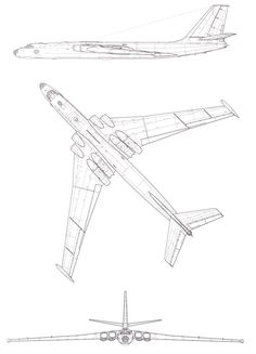 Myasishchev Bison B Russian Bombers, Russian Jet, Russian Air Force, Plane Design, Cutaway, Bison, Cold War, Planes, Aircraft