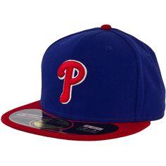 New Era Authentic 59Fifty Cap Philadelphia Phillies ★★★★★