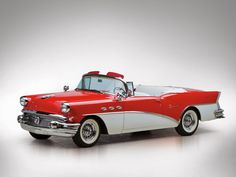 Buick Special Convertible (46С-4467) '1956