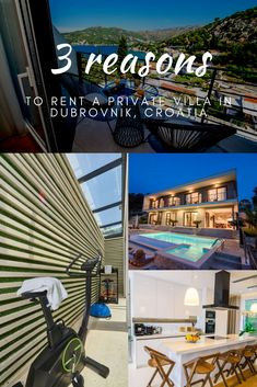 Hello Croatia: 3 Reasons to Rent a Private Villa in Dubrovnik The top three reasons to rent a private villa in Dubrovnik, Croatia. Get the inside scoop on the beautiful villa I stayed in and learn how to make the most of your trip to Croatia! Packing For Europe, Europe Travel Tips, European Travel, Travel Destinations, Villa Dubrovnik, Dubrovnik Croatia, Places Around The World, Around The Worlds, Villa Plus