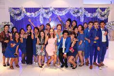 The Avana staff enjoyed wedding celebration  of their best friend.