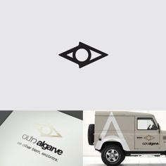 Logos 2012 by Ricardo Daniel, via Behance