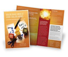 http://www.poweredtemplate.com/brochure-templates/education-training/02278/0/index.html Addition Brochure Template