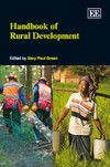 Handbook of Rural Development www.elgaronline.com/view/9781781006702.xml This Handbook rejects the popular notion that urbanization should be universally encouraged and presents clear evidence of the vital importance of rural people and places, particularly in terms of environmental conservation.
