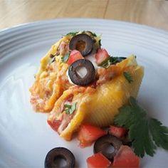 Tacos in Pasta Shells - Allrecipes.com