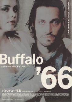 【画像】好きな映画ポスター Cult Movies, Indie Movies, Action Movies, Cinema Posters, Film Posters, Christina Ricci Movies, Buffalo 66, Vincent Gallo, 60s Films