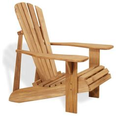 Set of 2, Douglas Nance Montauk Adirondack Chair traditional-outdoor-chairs