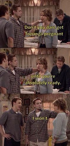 Boy Meets World Tv Show Quotes, Movie Quotes, Funny Quotes, Funny Memes, Hilarious, Best Tv Shows, Best Shows Ever, Favorite Tv Shows, Boy Meets World Quotes