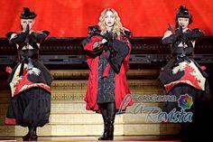 Madonna — 23 Años Después — Rebel Heart Concert