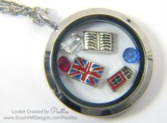 South Hill Designs UK - A London Version of Me Close Up