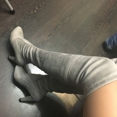New to ReShop Store Faux Suede Slim T... #buy it here http://www.reshopstore.com/products/faux-suede-slim-thigh-high-boots-over-the-knee-boots-up-to-size-12?utm_campaign=social_autopilot&utm_source=pin&utm_medium=pin