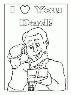 Atividades e cartazes em inglês para o dia dos pais