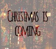 Can't wait for Christmas! I like it! Very well!!! <3