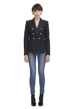 Mallow Blazer by  CAMILLA AND MARC