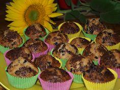 blueberries cupcakes