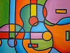 1000 images about art ed cubism ideas on pinterest for Tecnicas vanguardistas