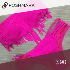 Pink Bikini Designed and handmade in Colombia Swim