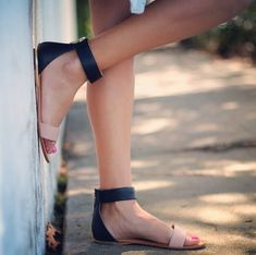 simple sandals by yosi samra//
