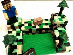 Minecraft Cake Minecraft Cake, Pastry Chef, Mine Craft Cake