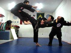 Hapkido | Hapkido é uma arte marcial coreana que engloba técnicas com diversas ...