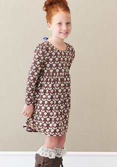 Matilda Jane ~ Secret Fields ~ Perfect Day Lap Dress ~ Size 6