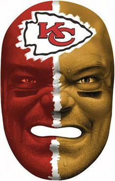 KC Chief mask