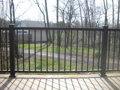 The deck railing style you selected for your new deck is the piece de resistance of the task. Safety is the useful consideration behind the setup of railings, and you need to additionally . Read Best Deck Railing Styles Ideas and Installation Guide Porch Step Railing, Porch Steps, Balcony Railing, Deck Railings, Iron Railings, Banisters, Railing Design, Fence Design, Railing Ideas