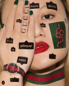 GUCCI meme - john yuyi : JOHN YUYI X Gucci #TFWGucci project 201703