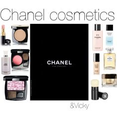"Set on polyvore.com #18 ""Chanel"""