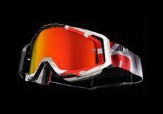 Ride 100% goggles