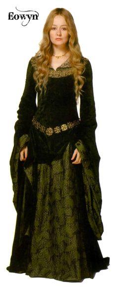 : Arwen and Eowyn dress