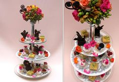 Trends in Wedding Cakes and Desserts
