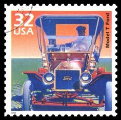 car postage stamps - Google Search