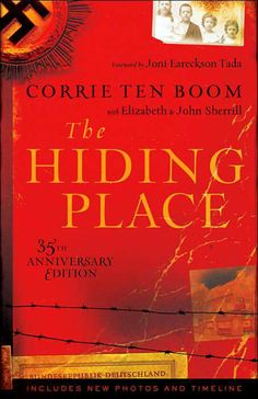 What are all the different hiding places in the book