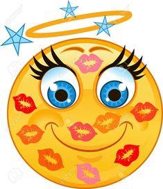 Emoticon Love, Emoticon Faces, Emoji Love, Naughty Emoji, Profile Wallpaper, Emoji Symbols, Smiley Emoji, Happy Hippie, Smiles And Laughs