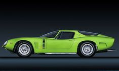 Iso Grifo A3C Stradale del 1965