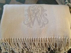 Number Four Eleven: Vintage Monogram Offer!