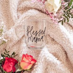 Decorations and Gifts for Mother's Day » Engineering Basic Personalized Mother's Day Gifts, Customized Gifts, Tea Light Candles, Tea Lights, Presents For Mum, Vinyl Gifts, Mother Day Gifts, Special Gifts, Hand Lettering