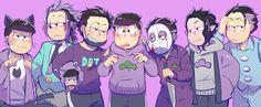 Read ~Ichimatsu Matsuno~ from the story ¿Obsesión Matsu? Ichimatsu, Osomatsu San Doujinshi, Dark Anime Guys, Stuff And Thangs, Manga, Spirit Animal, Webtoon, Kawaii Anime, Me Me Me Anime