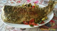 Trota+con+aglio+prezzemolo+cotta+al+forno