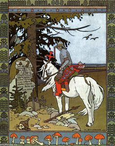 Once Upon A Canvas: Exploring Fairy Tale Masterpieces By Ivan Bilibin