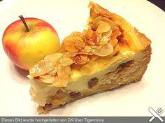 Bratapfelkuchen mit Zimt - Marzipan, ein beliebtes Rezept aus der Kategorie Kuchen. Bewertungen: 99. Durchschnitt: Ø 4,5.