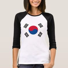 I hope the way I showcased this honors your flag! I like the way this looks! Feel free to customize this to meet your needs! Thanks for stopping by and have a wonderful day! Size: Adult L. Blue Black Color, Red And Blue, South Korea Flag, Wardrobe Staples, Fitness Models, Kids Outfits, Casual, T Shirt, How To Wear