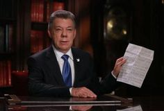 Santos pone condiciones a delegados del No para discusión del acuerdo de paz con las Farc - El Colombiano
