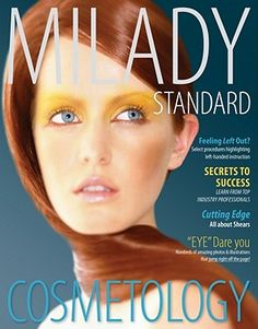 Milady's Standard Cosmetology Textbook 2013
