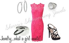 """""""Jewelry...what a girl wants!"""" by sherryflamm on Polyvore"""