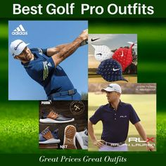 Pro golfers clothes outfit – Perhaps you are seeking something that is not easily accessible in every golf retail store or pro shop. We try to answer the 3 most frequent questions about Tour Pro Outfits and to find out where to buy them. The key questions are the following 1) How to dress like a PGA Pro?2) Where do Pro Golfers get their best golf outfit ideas? 3) What are the best golf clothing brands? Golf Attire, Golf Outfit, Golf Clothing Brands, Mens Golf Fashion, Justin Thomas, Used Golf Clubs, Golf Training Aids, Golf Club Sets, Golf Stores