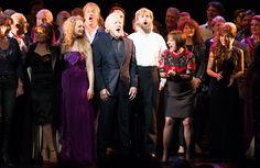 Colm Wilkinson and Patti LuPone celebrate 30 years of 'life-changing' Les Mis