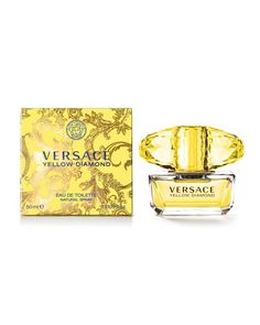 Versace Yellow Diamonds Eau de Toilette 1.7 oz.