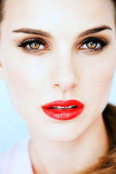 Natalie Portman for Dior. More